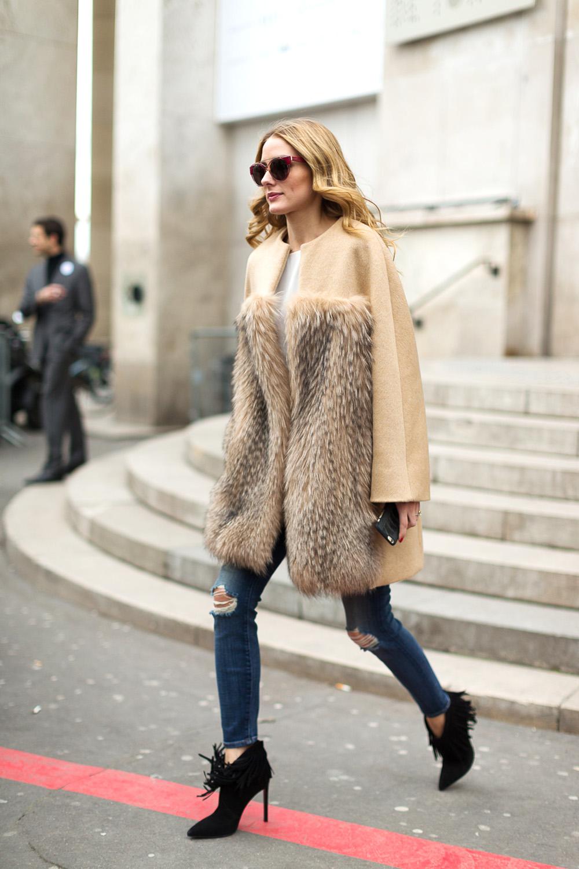 Best Paris Fashion Week Street Style Fall 2016 Paris