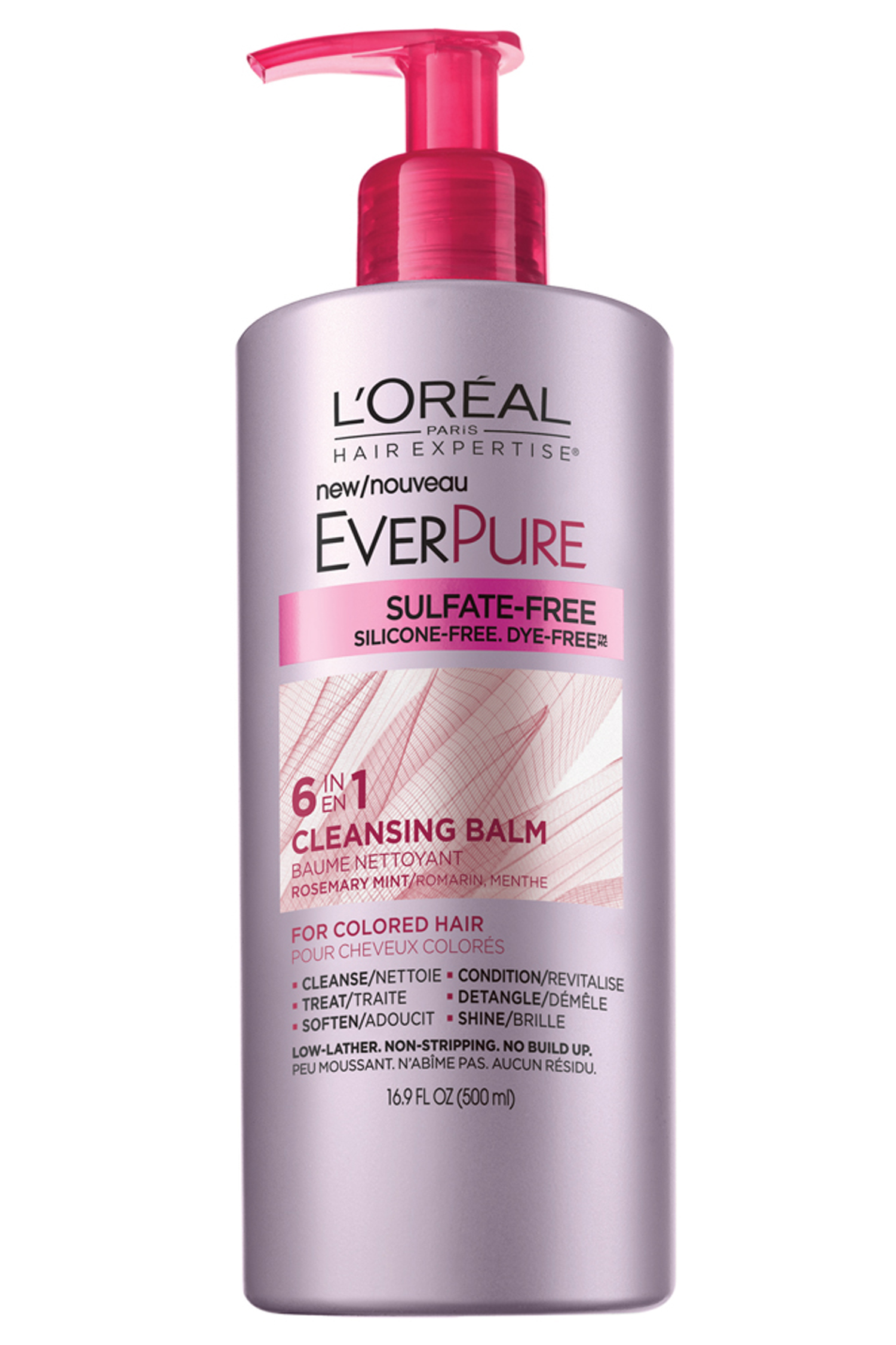 l oreal cleansing balm how to use
