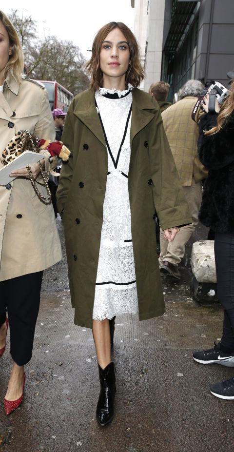 Mandatory Credit: Photo by Billy Farrell/BFA/REX/Shutterstock (5588426as)Abbey Lee KershawCalvin Klein Collection show, Front Row, Fall Winter 2016, New York Fashion Week, America - 18 Feb 2016