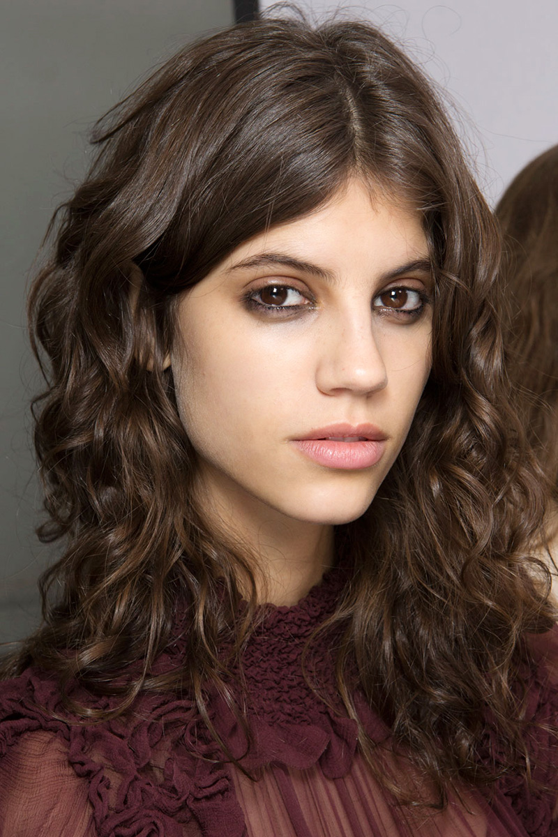 Image result for fall hair trend