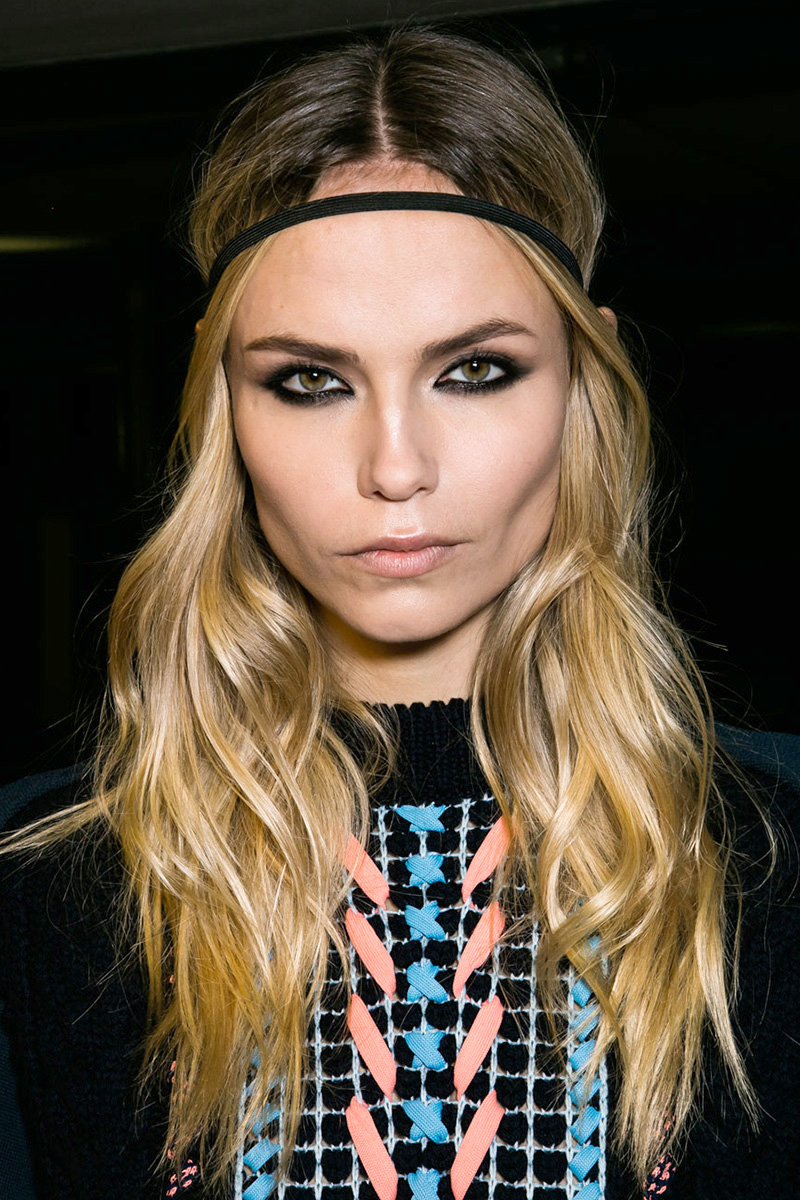 Pleasant Best Hair Trends For Fall 2016 Fall 2016 Hair Trends From The Hairstyles For Women Draintrainus