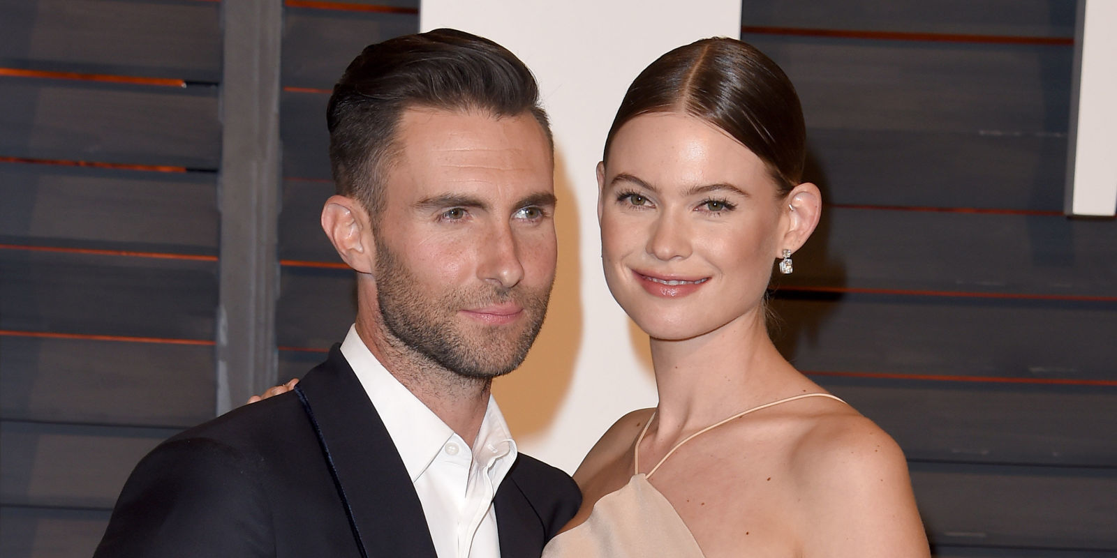 Color Trends Spring 2017 Adam Levine And Behati Prinsloo Welcome Their First Child