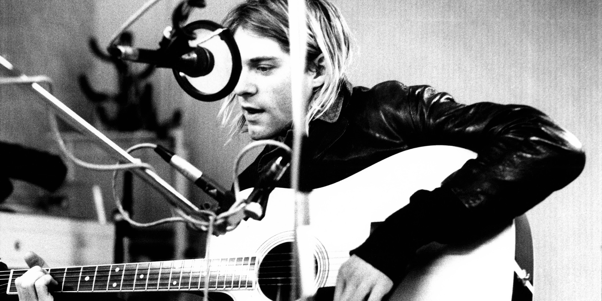 Kurt Cobain In Photos Kurt Cobain S Life In Photos