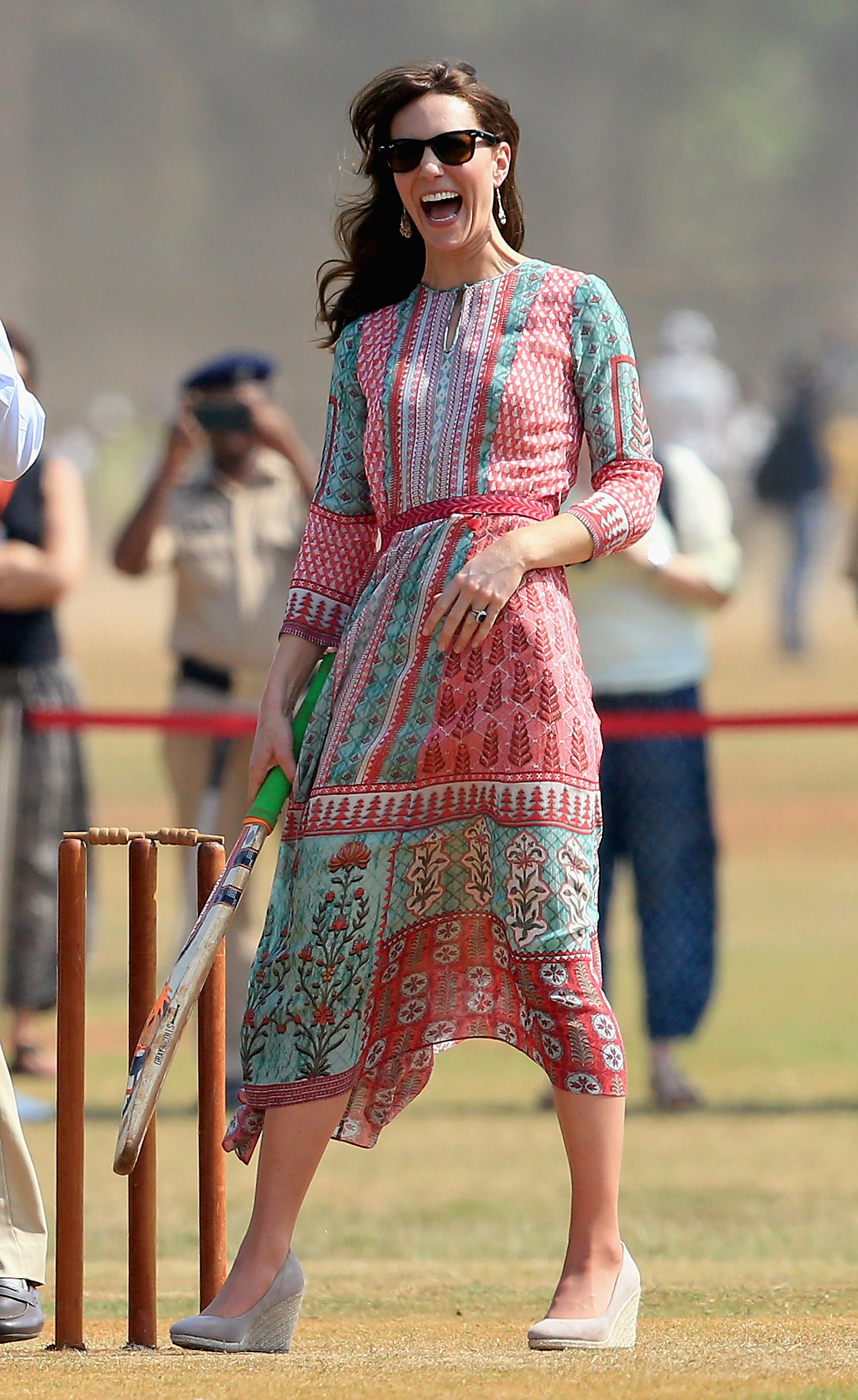 Everything Kate Middleton Wore During The Royal Tour Of