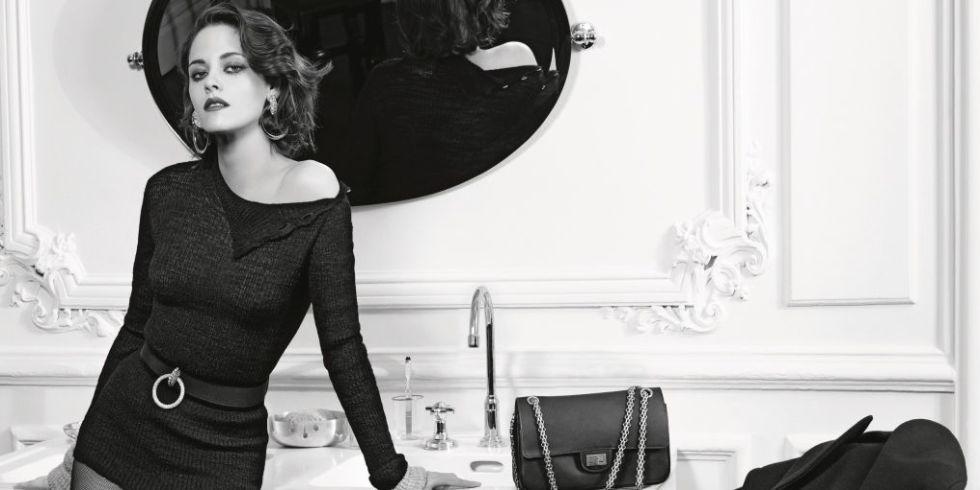 Kristen Stewart in Chanel photograph - New Twilight Movie?