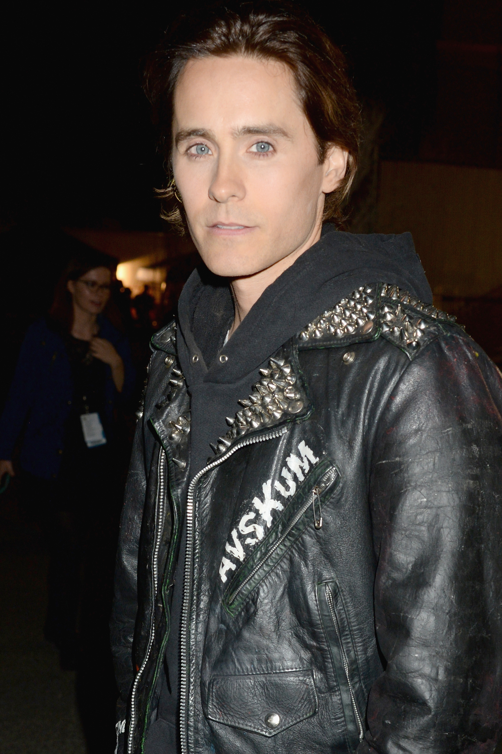 Jared Leto Normal Hair at the MTV Movie Awards - 35 Photos ... Jared Leto