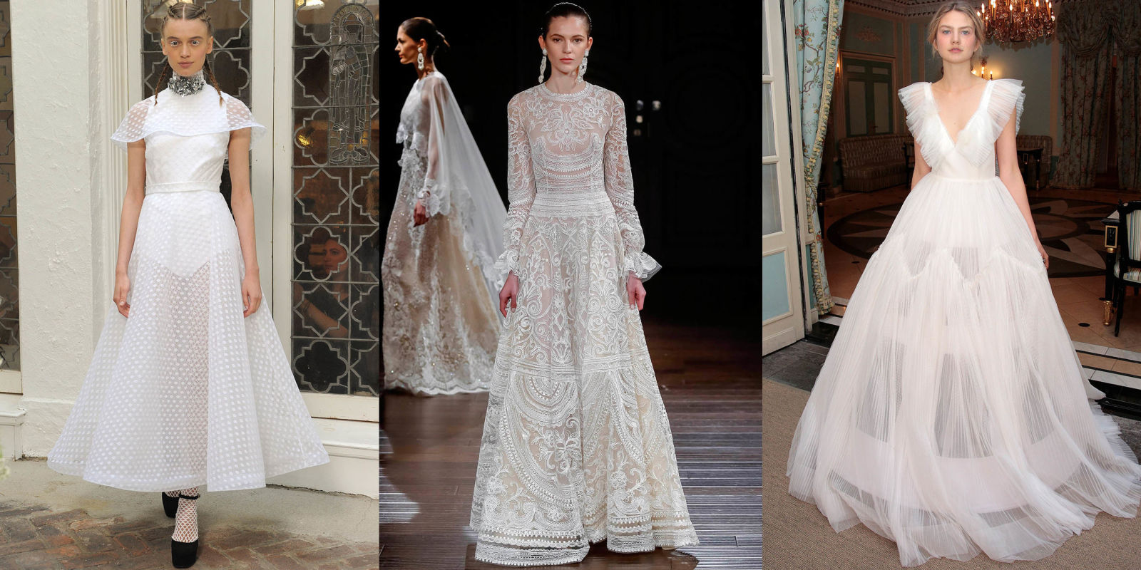 Simple Wedding Dresses 2017 Trends And Ideas: Spring 2017 Wedding Trends