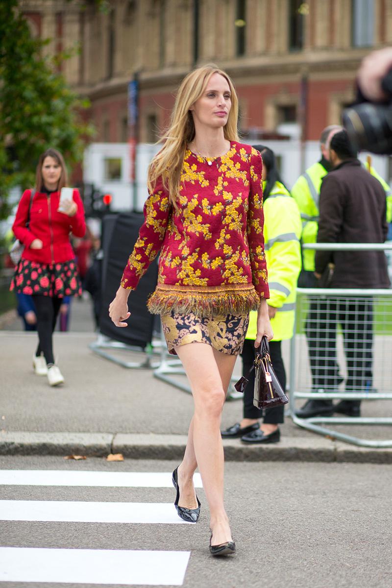 Spring Street Style Fashion Inspiration Spring Style Inspiration Via Street Style