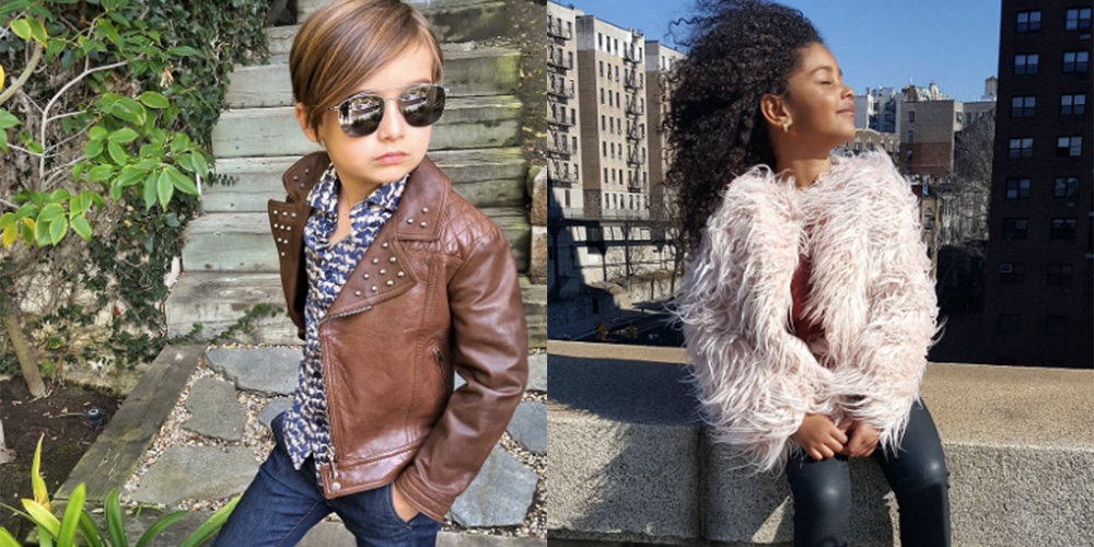 12 Best Dressed Kids On Instagram Stylish Baby And Kids