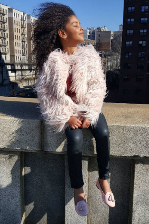Trendy Fashionable 11 13 Year Old Ethnic Multi Cultural: 12 Best Dressed Kids On Instagram