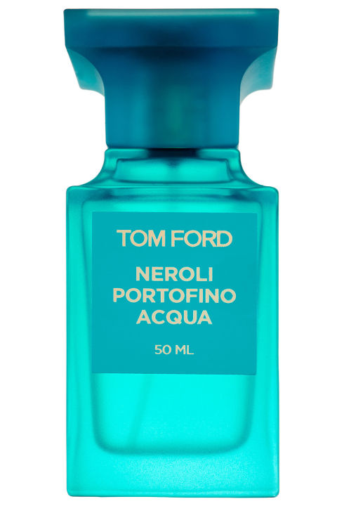 Think of this as the diet version of Neroli Portofino, one of our all-time summer favorites—the sexy, warm amber and fresh citrus are still there, but now only you, and the one wrapped around you, will notice it. Tom Ford Neroli Portofino Acqua, $150, sephora.com.