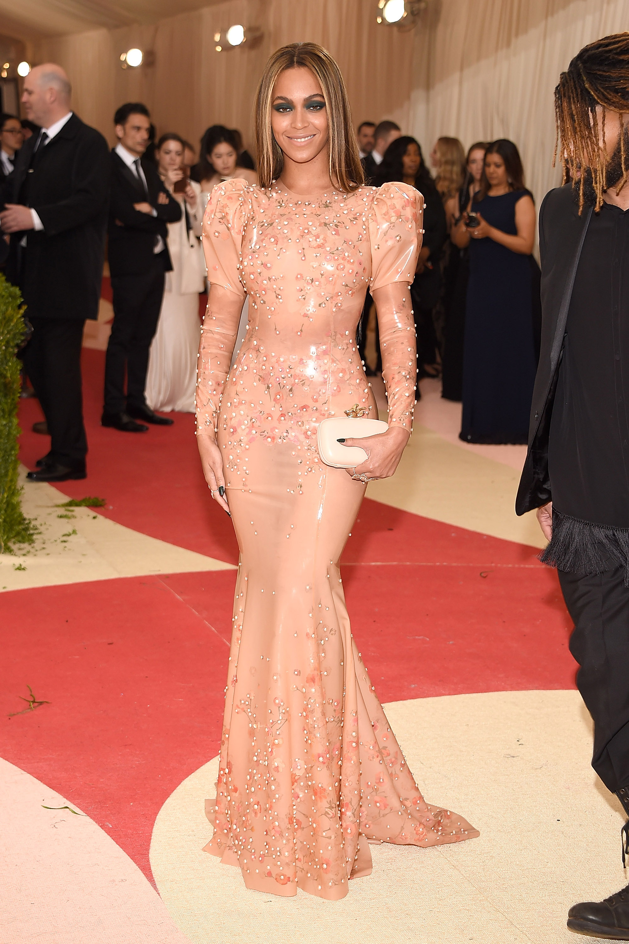 Red Carpet Dresses at Met Gala 2016