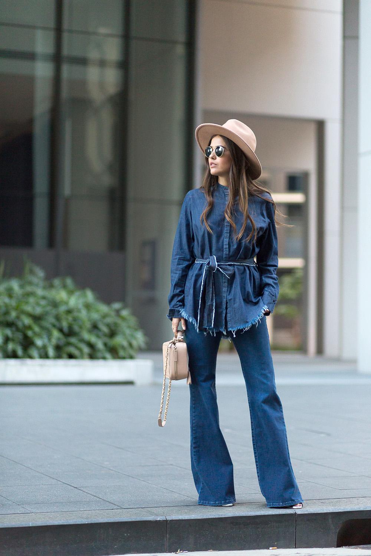 Australian Fashion Week Resort 2016 Street Style The