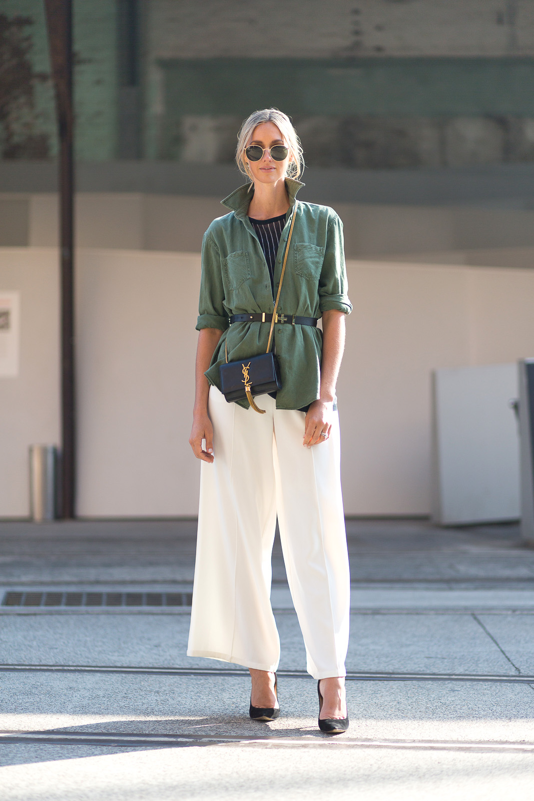 Australian Fashion Week Resort 2016 Street Style The
