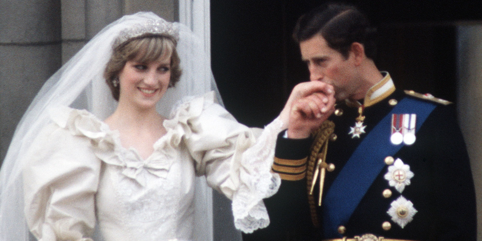 Beauty Fashion 1501 Videos: Princess Diana's Wedding Photo Retrospective