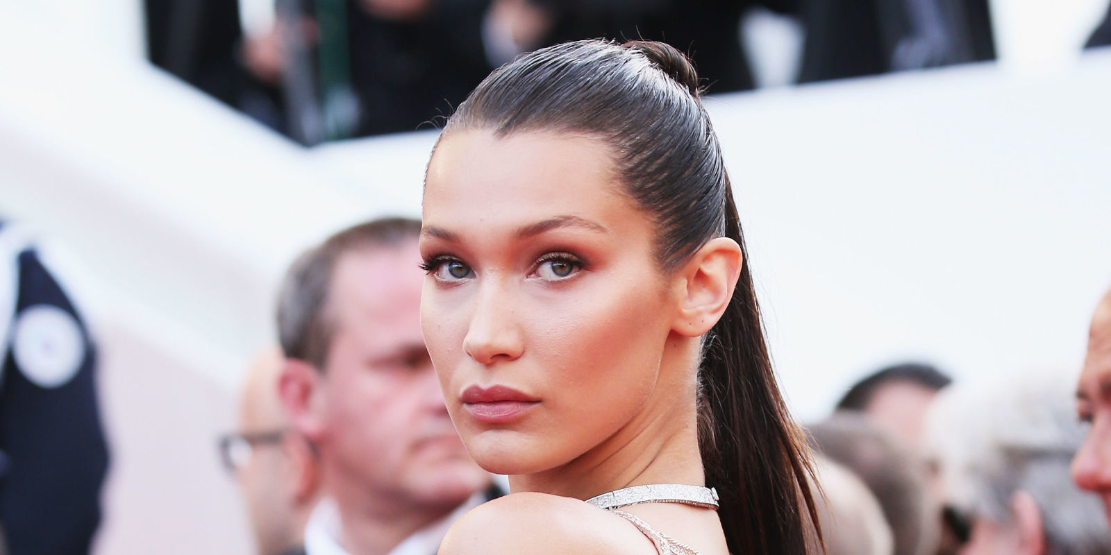 Here's Your First Look at Bella Hadid Slaying the Victoria's Secret Runway