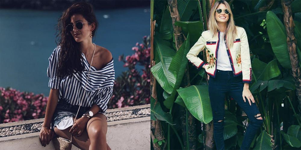 fashion street style g best blogger instagrams
