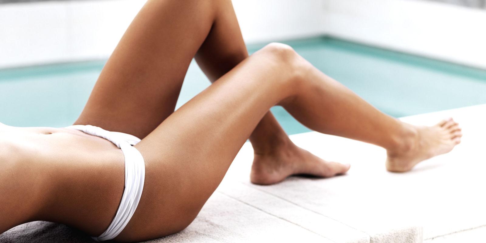 Самые красивые между ног у девушек фото