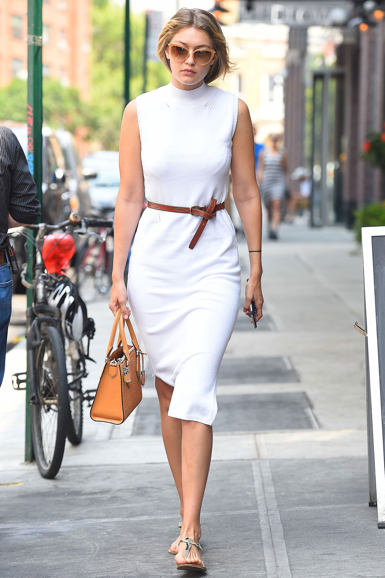 hbz-all-white-outfits-11-gigi-hadid-inspo All White Party Dress Ideas for Women-19 Perfect White Outfits
