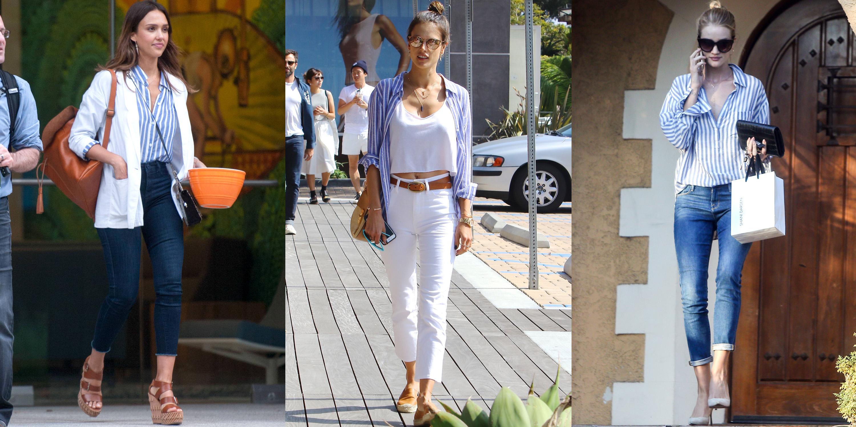 Celebrity Summer Fashion Trends