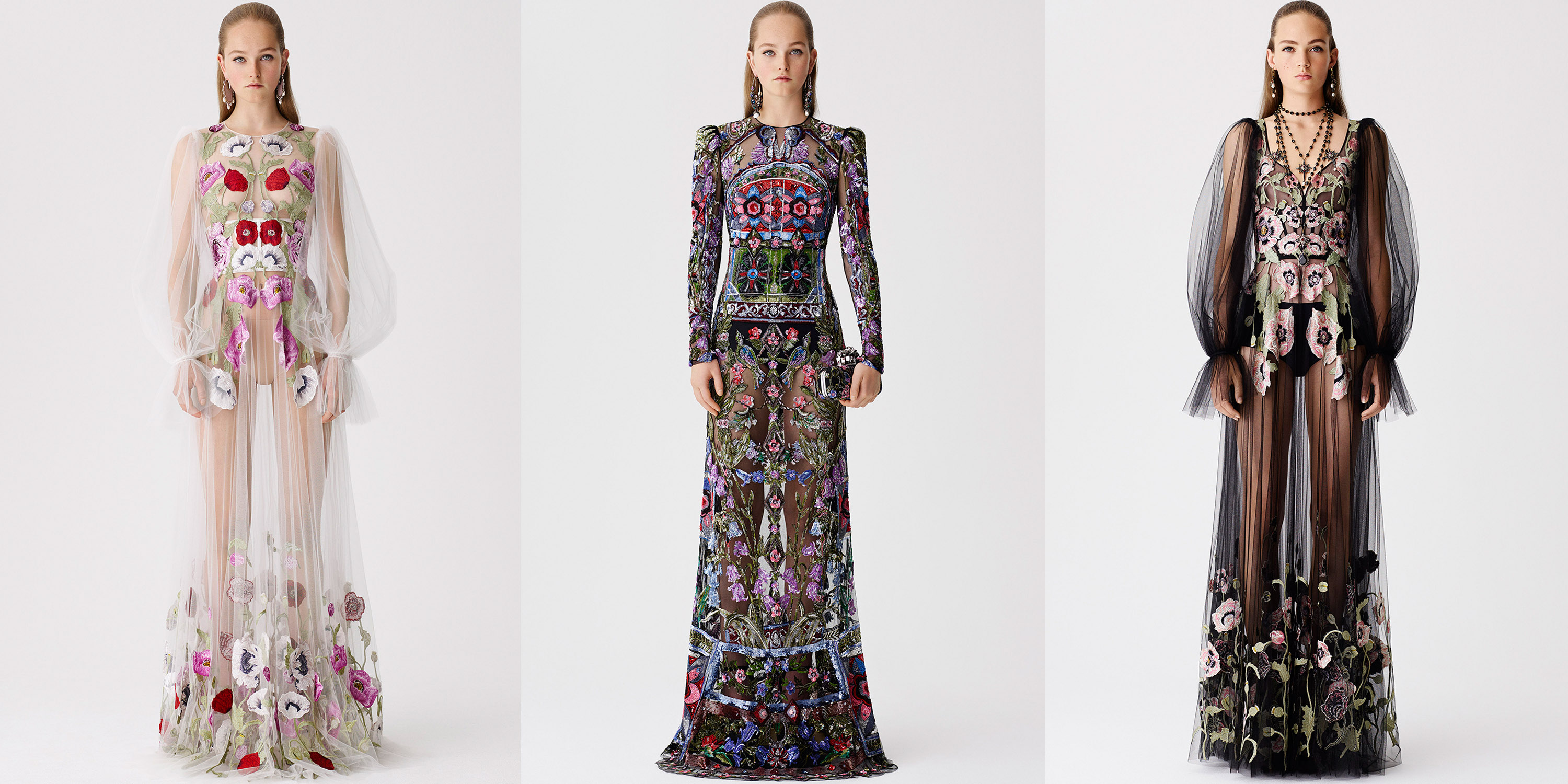 Fashion Picture: You Have To See The Full Alexander McQueen Resort