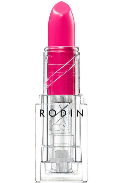 Hot pink is a Linda Rodin signature; we can only hope wearing this will get us somewhere close to her level of cool. 