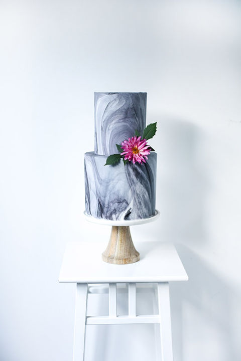 15 Marble Wedding Cakes Marble Wedding Cake Designs