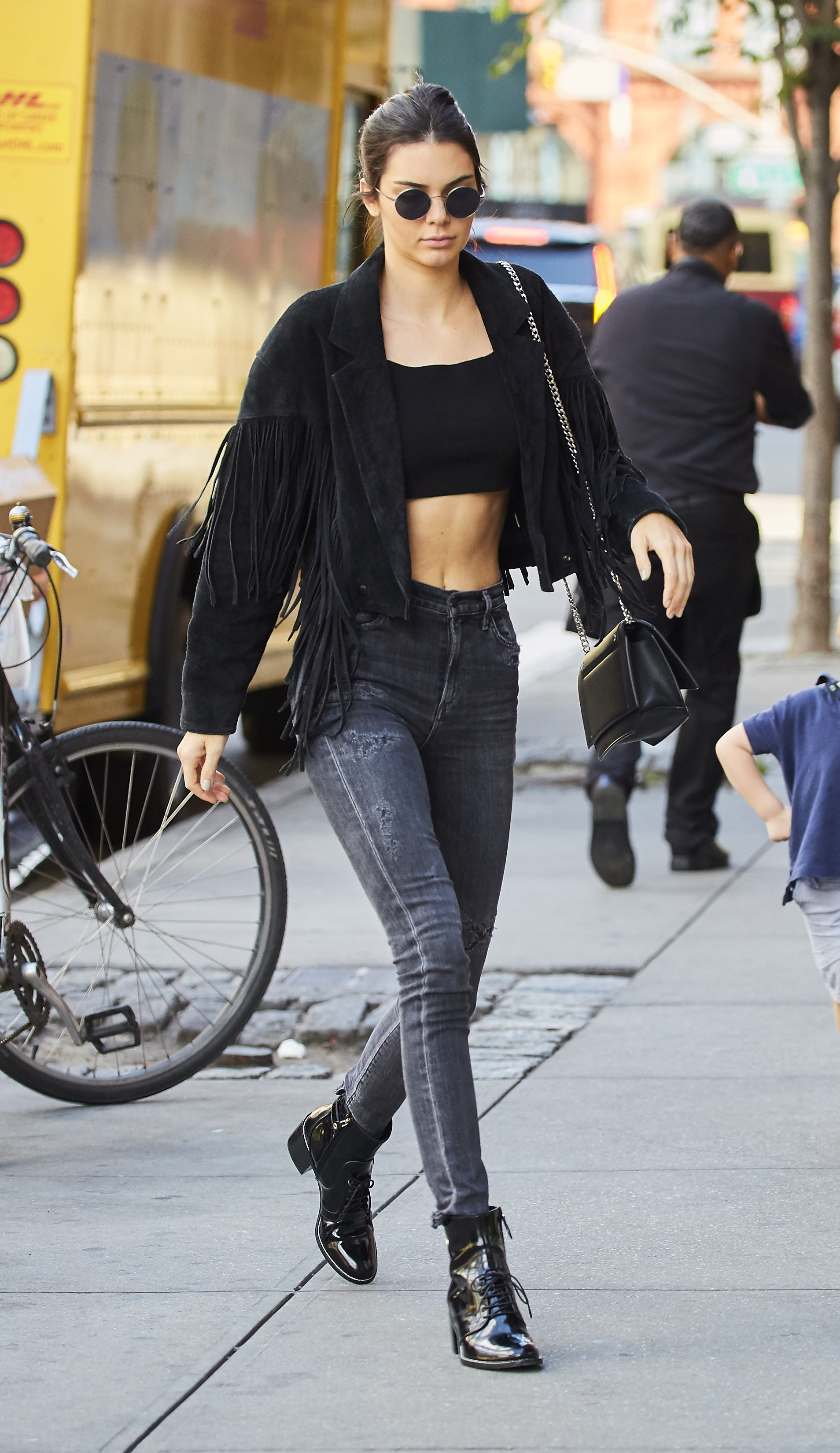 Kendall Jenner Ray Bans
