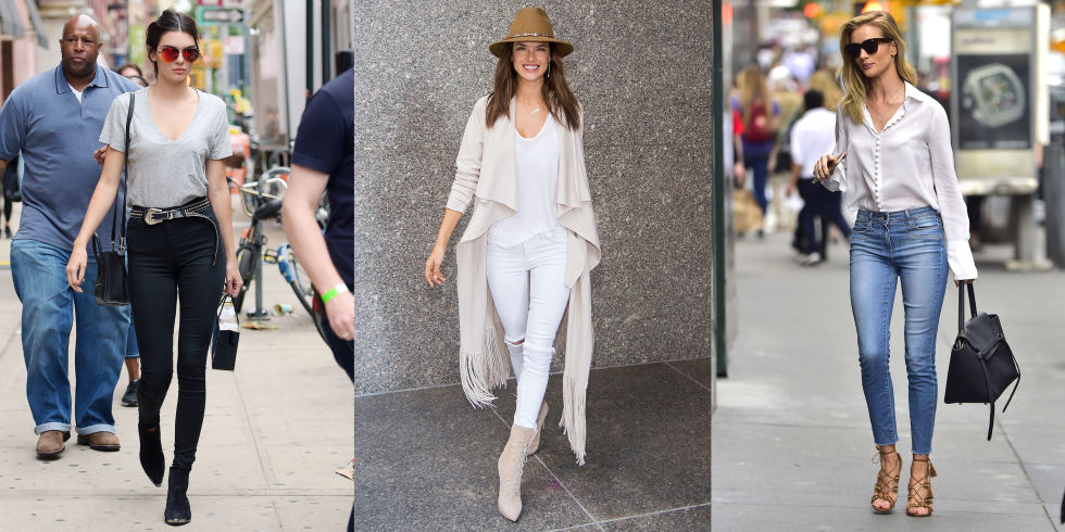 6 Skinny Jean Styles Every Woman Should Own - Best Skinny Jeans