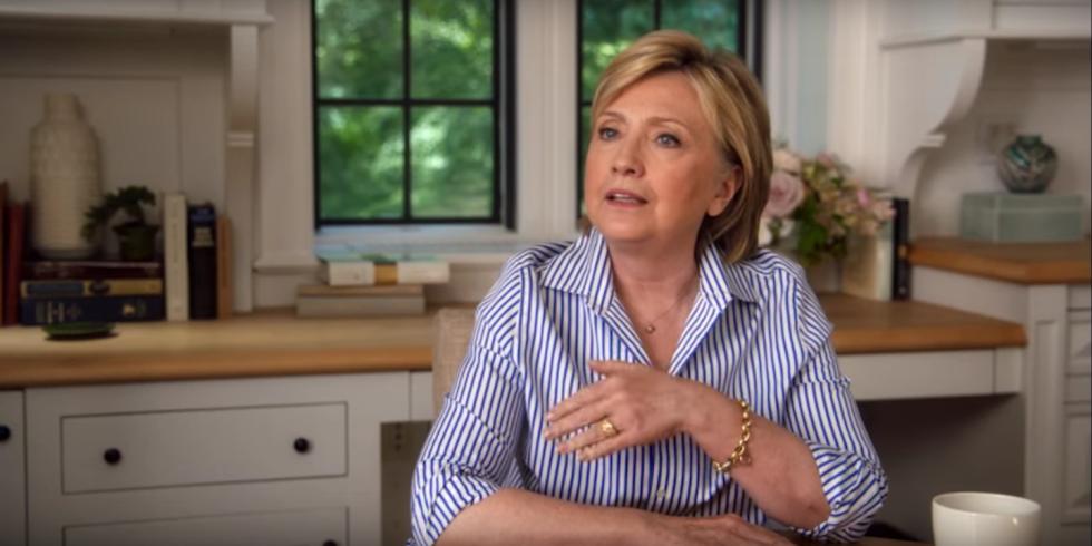 Hilary Clinton - Magazine cover