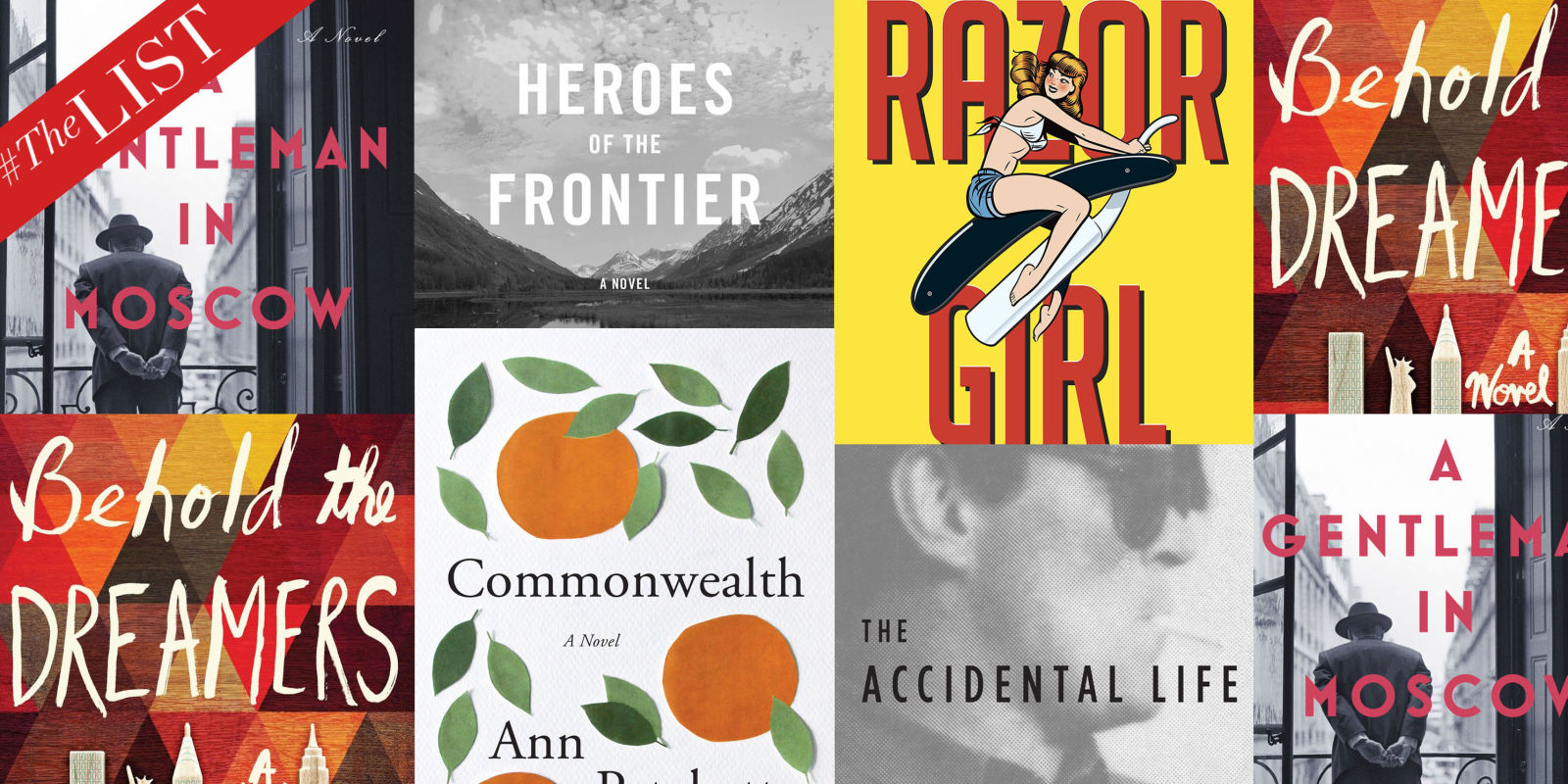 TheLIST: 13 Books For Your Back-to-School Reading List