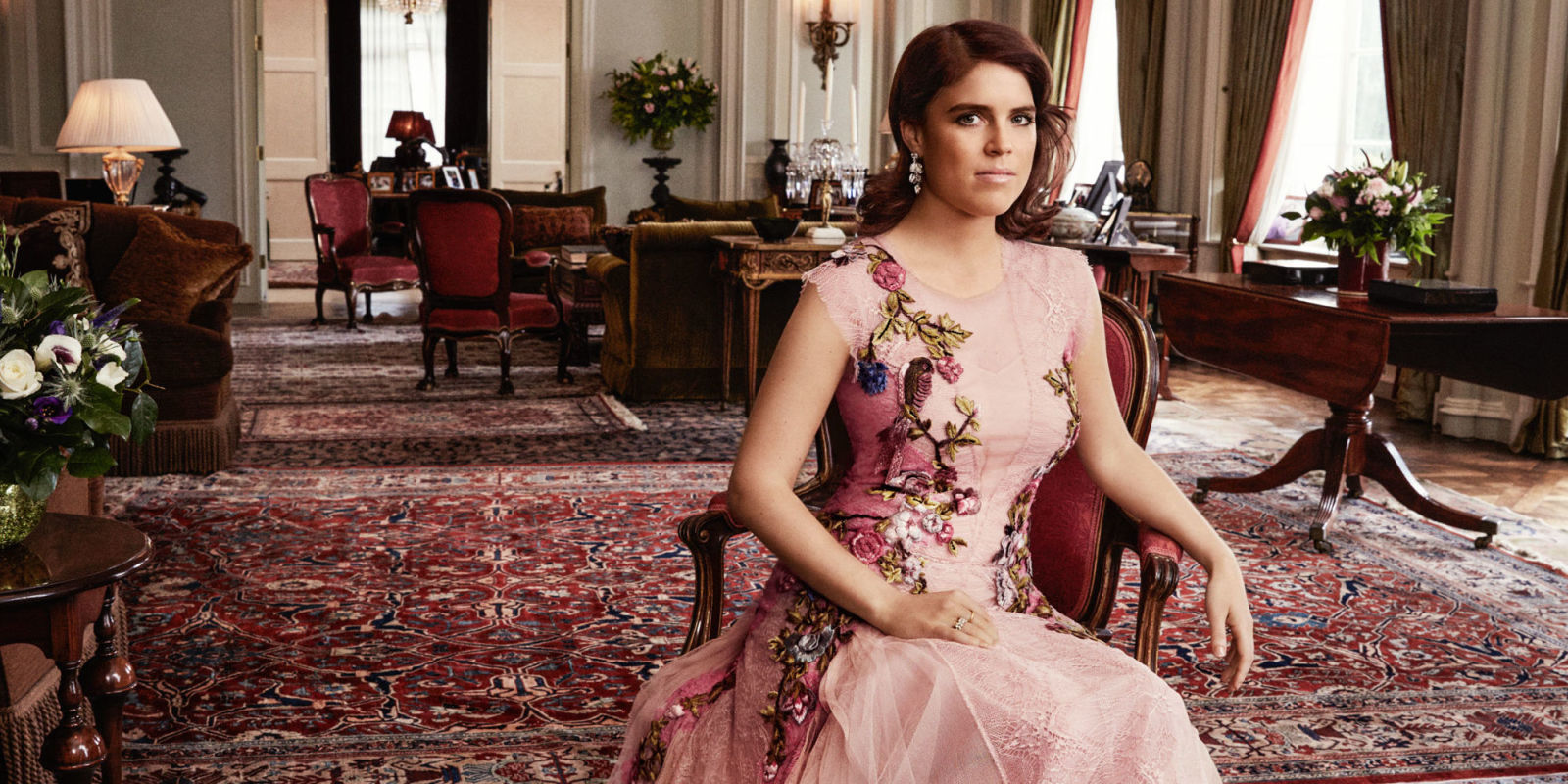 A Day In The Life Of Princess Eugenie Of York Princess
