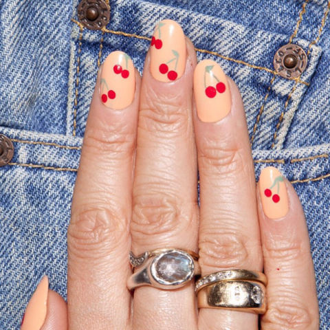 7 different nail shapes  find the best nail shape for