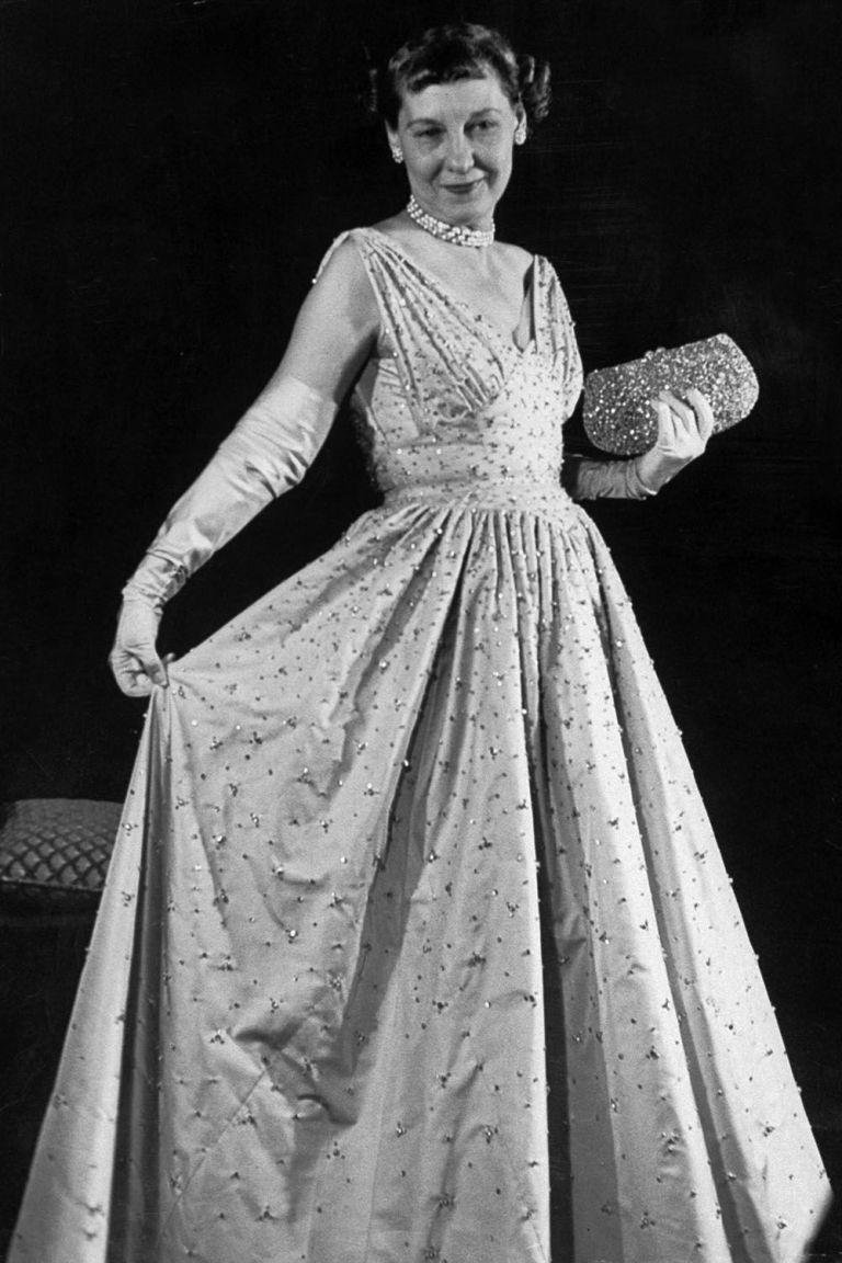 Mamie Eisenhower  Judith Leiber