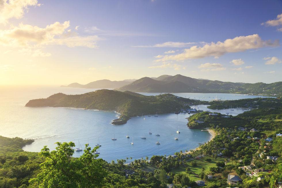 Princess Diana, Antigua and Barbuda