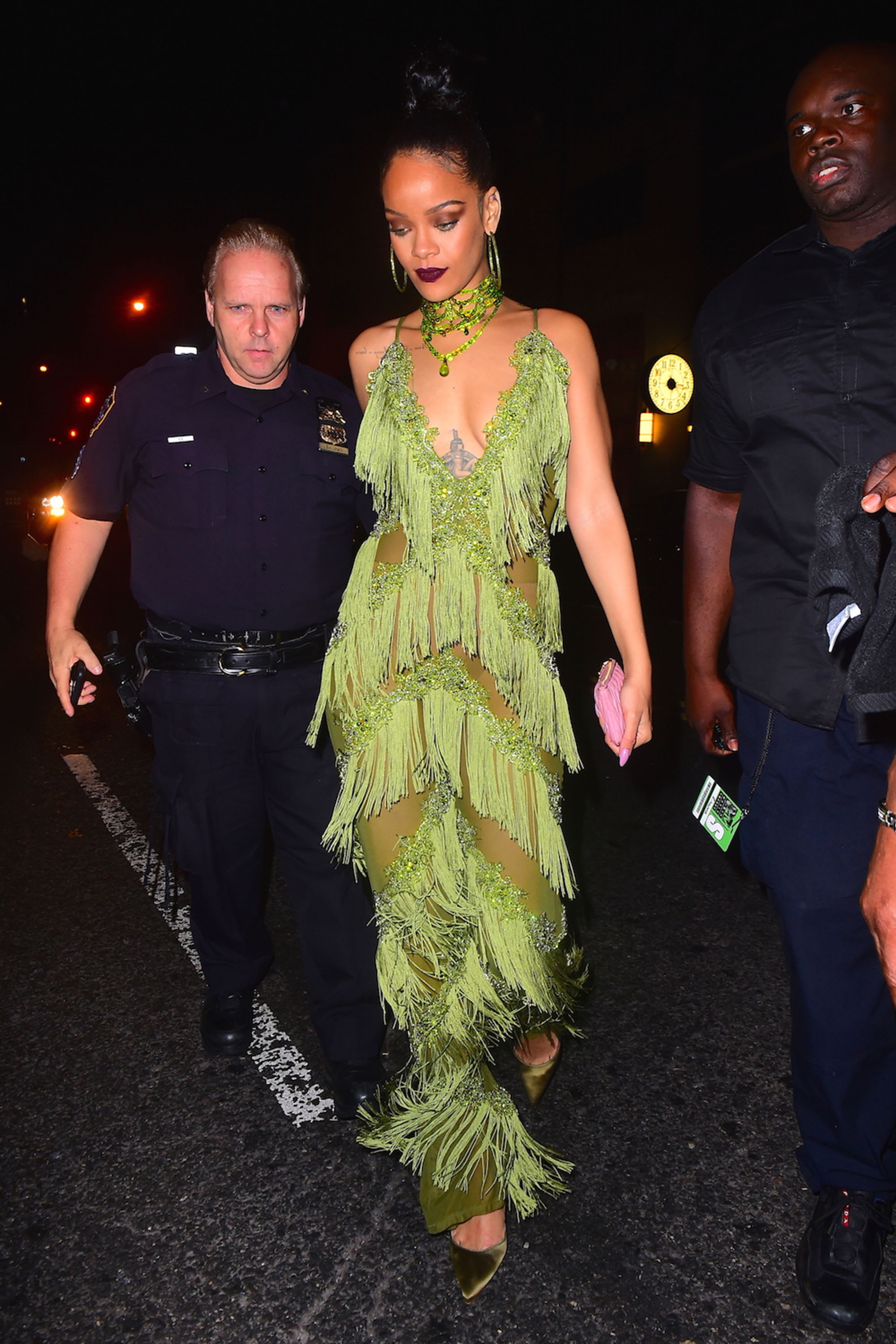The Best Looks From The Vma After Parties