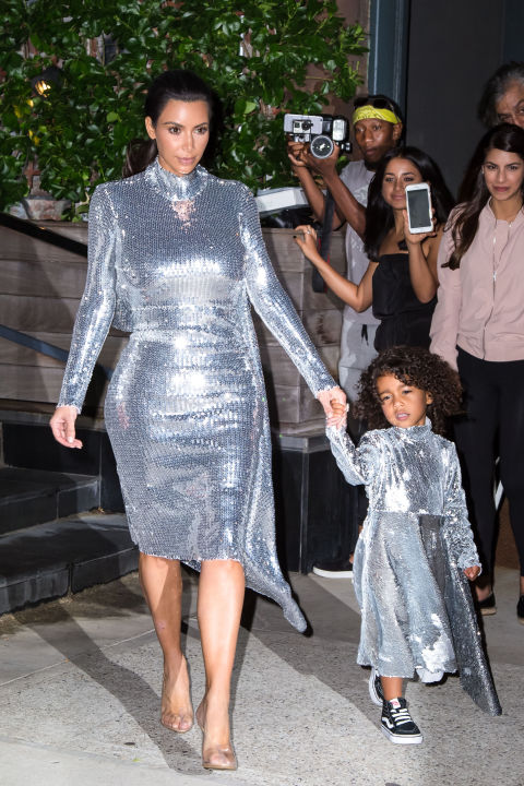 North West Cutest Outfits Pictures Of North West S Best