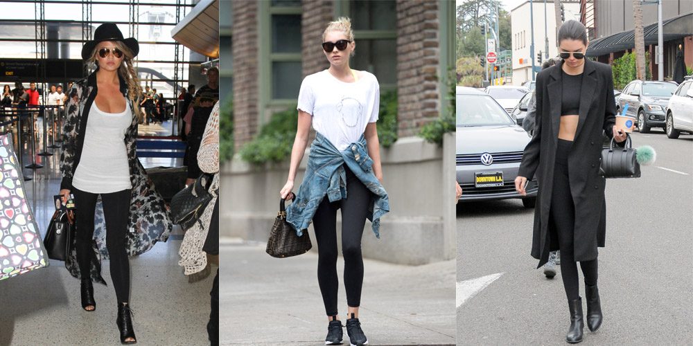 15 Stylish Ways to Wear Leggings This Fall