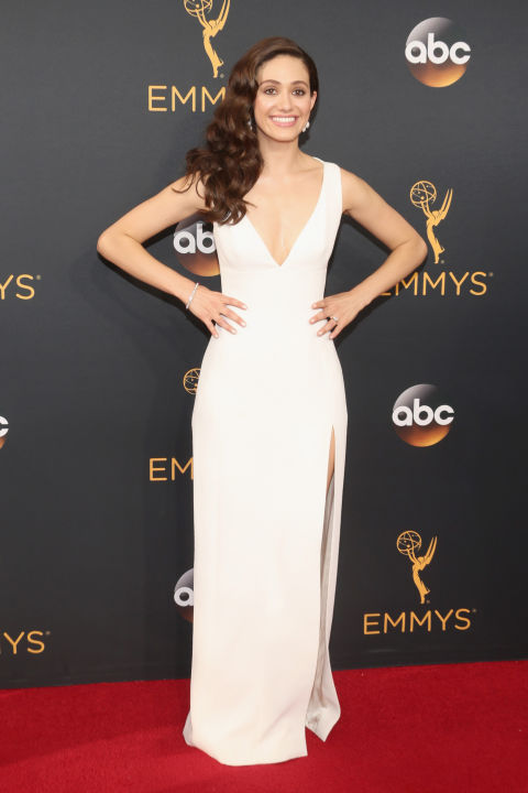 Emmy Rossum in Wes Gordon