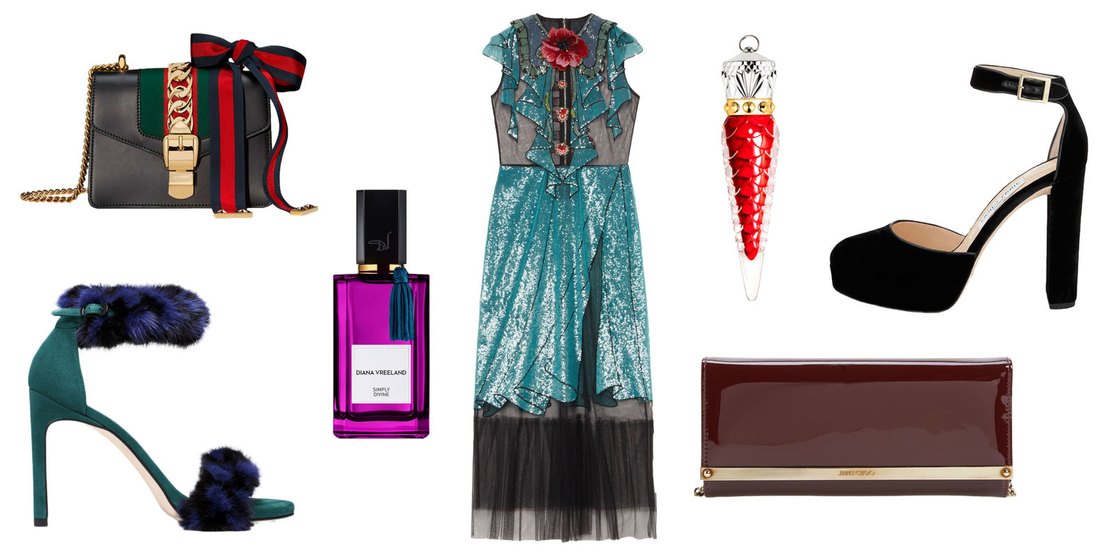 What to wear: date night / party dresses