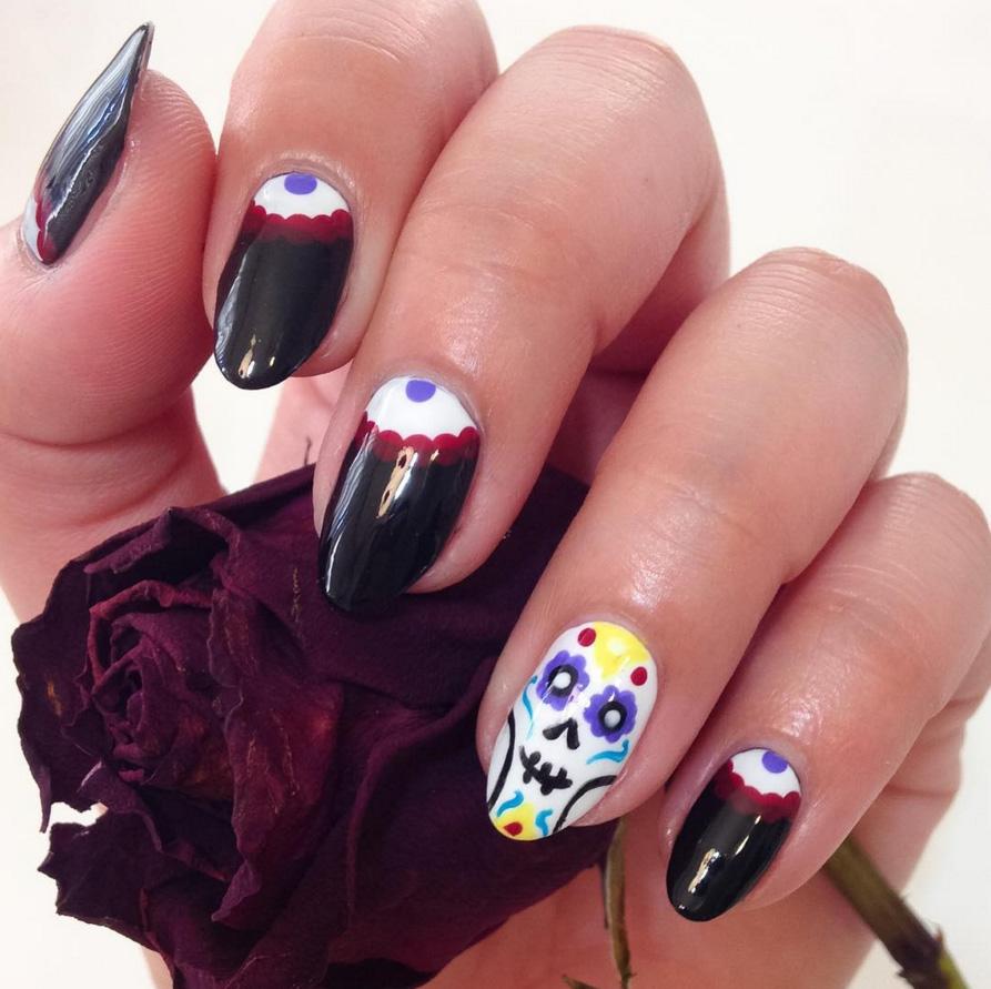 Halloween Nail Art: Halloween Nail Art Inspiration