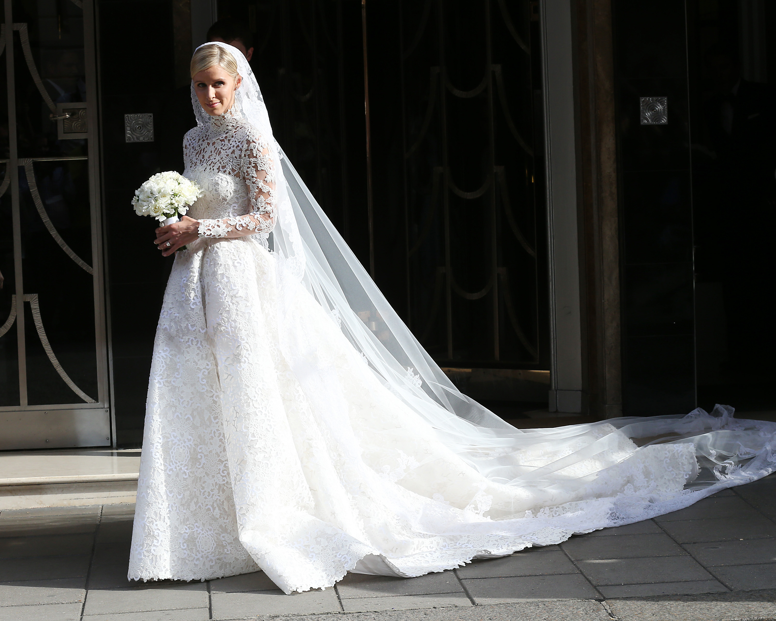 29 Iconic Celebrity Wedding Dresses