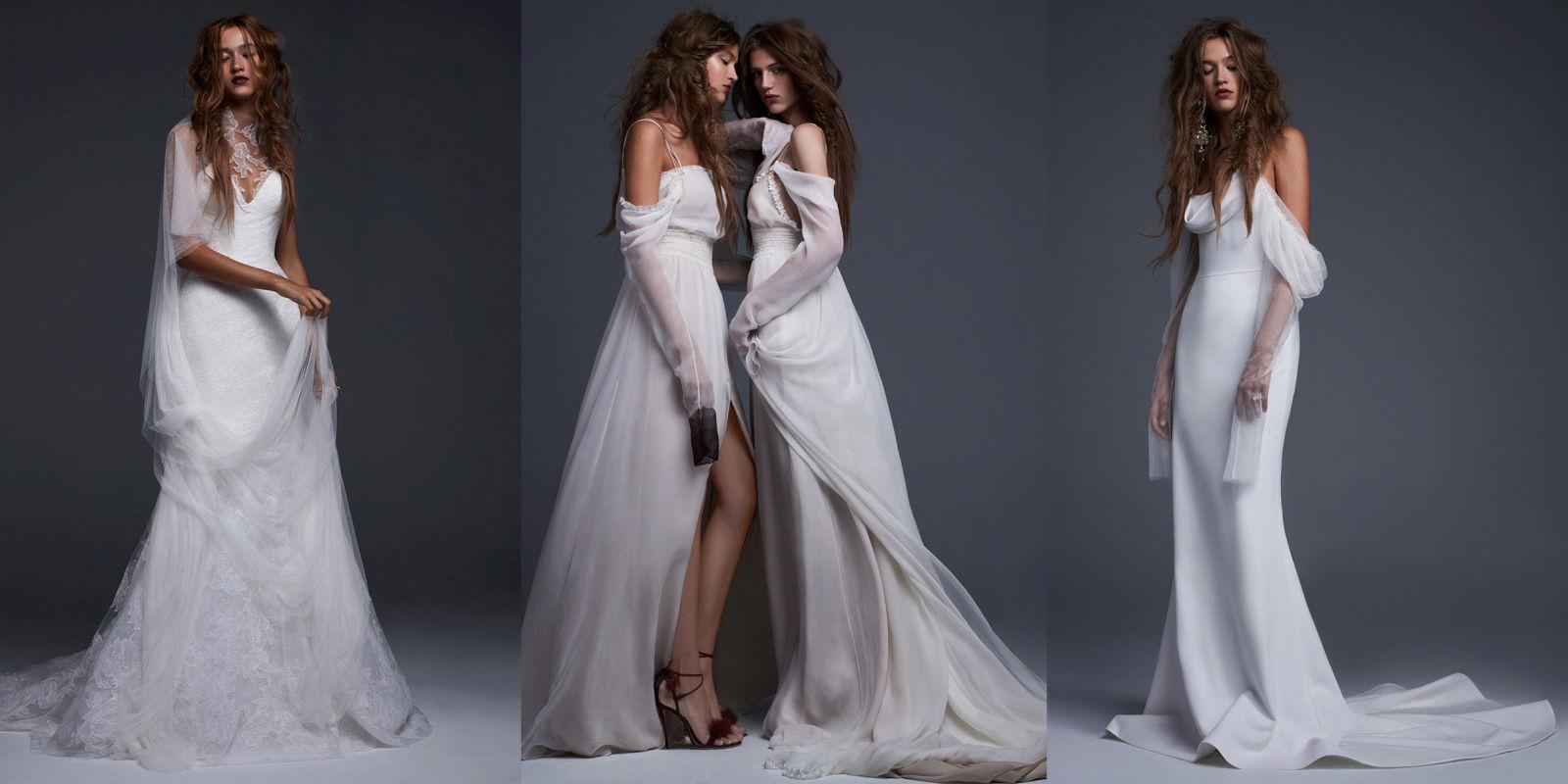 17 vera wang fall 2017 wedding dresses see entire vera for Wedding dresses by vera wang 2017