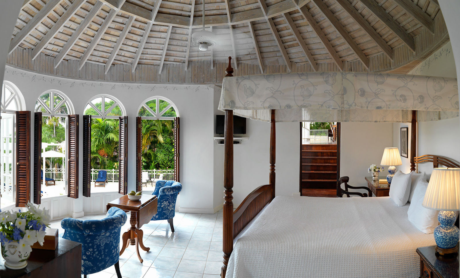 Nice RoundHill Hotel And Villas, Montego Bay