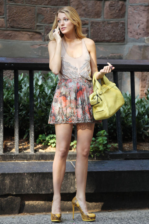serena van der woodsen u0026 39 s best looks on gossip girl