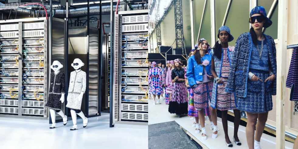 7a1849ebce 10 Things To Know About Chanel s Spring 2017 Show