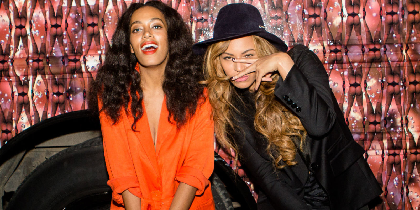 Solange Gets Interviewed by Her Biggest Fan, Beyoncé