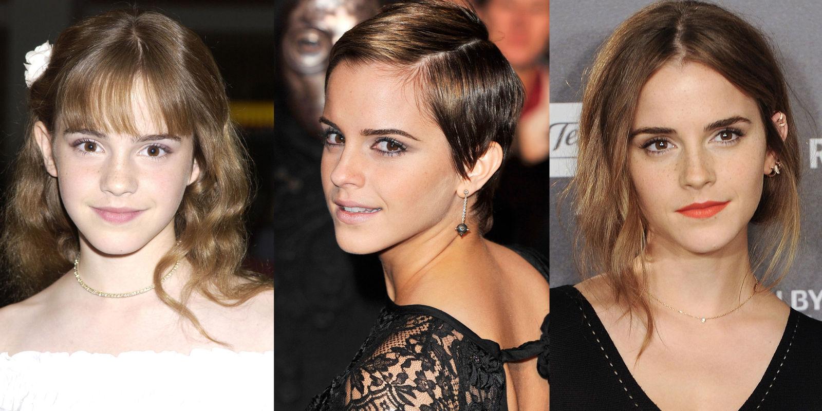 Emma Watson Hair Style: Emma Watson's Best Hairstyles
