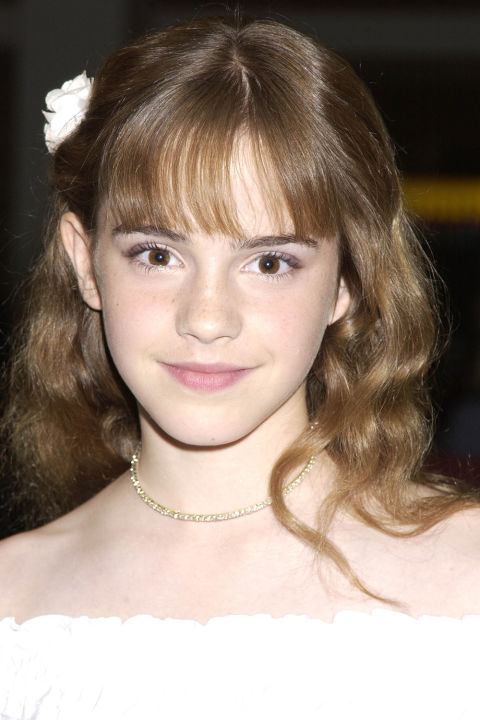 Is Emma Watson S Hair Naturally Curly