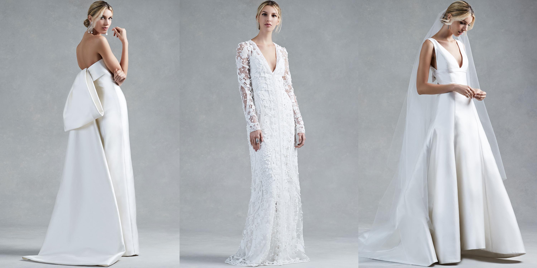 12 oscar de la renta fall 2017 wedding dresses see for De la renta wedding dresses